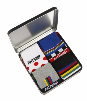 SOCKS VELO TOURIST logo