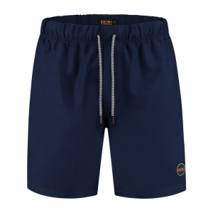SOLID MIKE SWIM SHORTS logo
