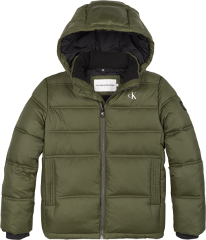 ESSENT. PUFFER JACKET logo
