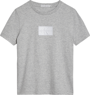 REFLECTIVE CK BADGE T-SHIRT logo