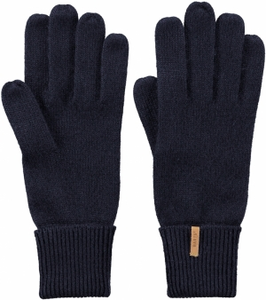 FINE KNITTED GLOVES logo