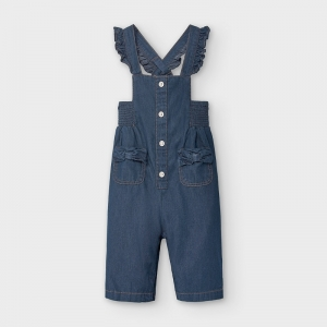 DENIM ROMPER logo