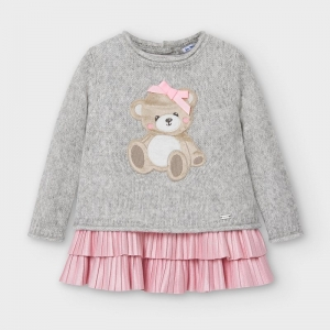 TRICOT BEAR DRESS logo