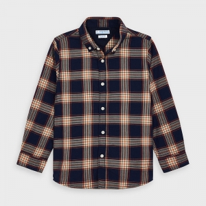 CHECKED SHIRT logo