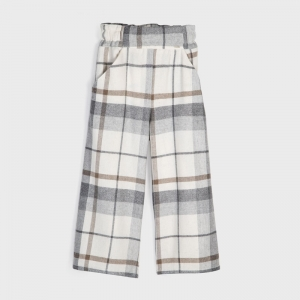 PLAID PANT logo
