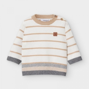 STRIPES SWEATER logo