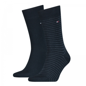 SMALL STRIPE SOCK logo