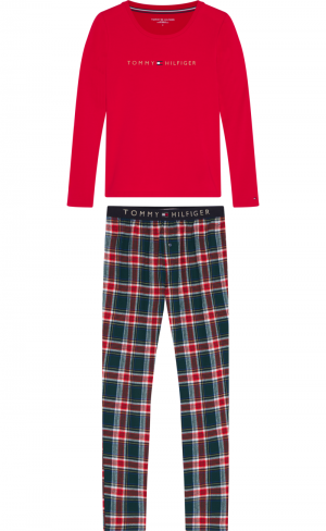 SET FLANNEL PANT HOLIDAY logo