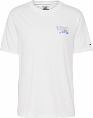 SUMMER REPEAT BACK TEE logo