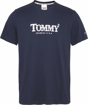 GRADIENT TOMMY TEE logo