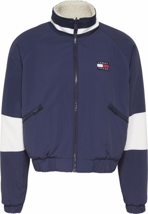REVERSIBLE SHERPA JACKET logo