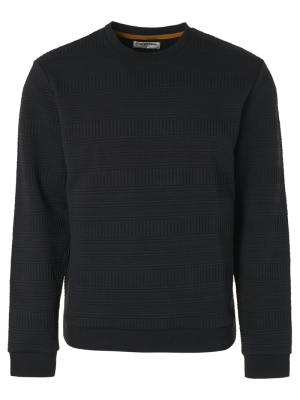 SWEATER CREWNECK FANCY JACQUAR logo