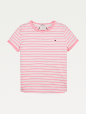 ESSENT. STRIPE TOP logo