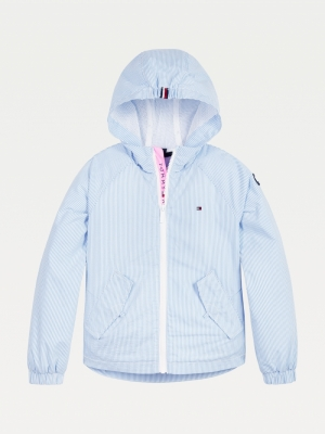 ITHACA STRIPE JACKET logo