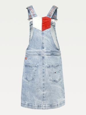 DUNGAREE DRESS logo
