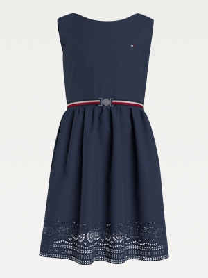 SHIFFLEY HEM DRESS SLVLS logo