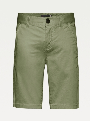 ESSENT.CHINO SHORT TH FLEX logo