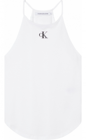 MICRO CK ON CAMISOLE TOP logo