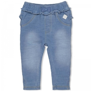 BROEK DENIMLOOK - SUMMER DENIM logo