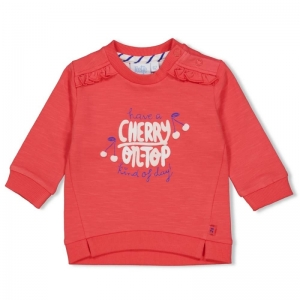 SWEATER - CHERRY SWEETNESS logo