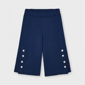 CULOTTE PANTS WITH BUTTONS logo