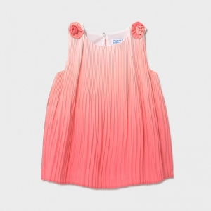 PLEATED DRESS logo