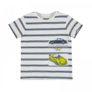 STRIPES T-SHIRT logo