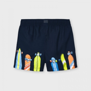 BATHING SUIT SHORTS logo