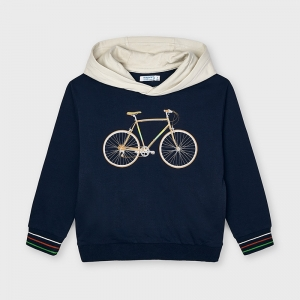 """BICYCLE"" PULLOVER logo"