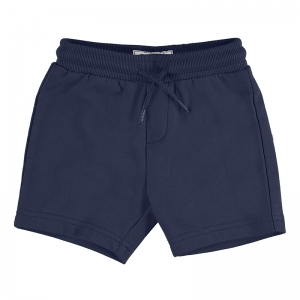 BASIC FLEECE SHORTS logo