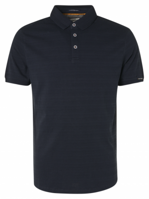 POLO RELIEF JACQ.SOLID logo