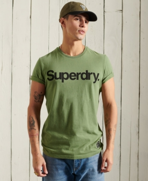 MILITARY GRAPHIC TEE 185 logo