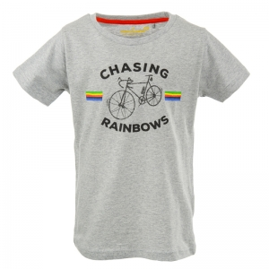 RUSSELL - CHASING RAINBOWS logo