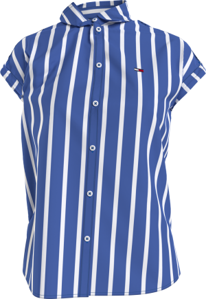 RELAXED STRIPE SHIRT logo