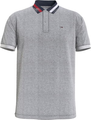 FLAG NECK POLO logo