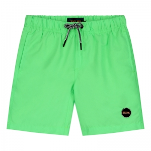 SWIMSHORT RECYCLED MIKE POLY logo