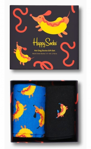 HOT DOG GIFT SET logo