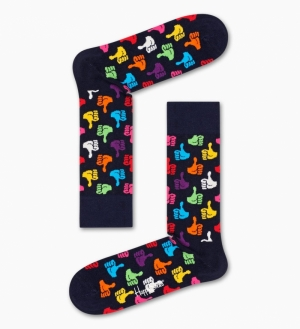 THUMBS UP SOCKS logo