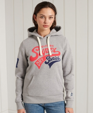 COLLEGIATE CALI GRAPHIC HOOD logo