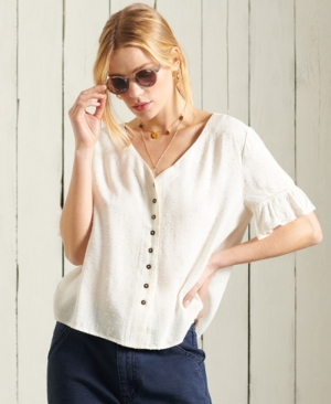 SS LACE TOP logo