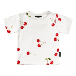 T-SHIRT CHERRIES   logo