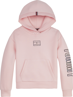 TOMMY REFLECTIVE PRINT HOODIE logo