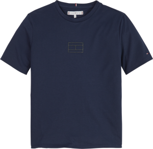 TOMMY REFLECTIVE PRINT TEE S-S logo