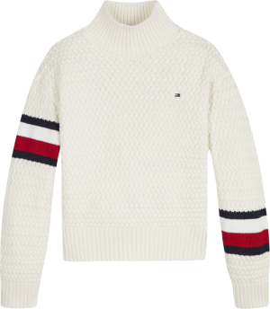 CHUNKY CABLE MOCK NECK logo