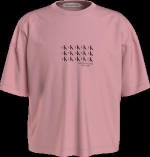 MINI MONOGRAM BOXY T-SHIRT logo