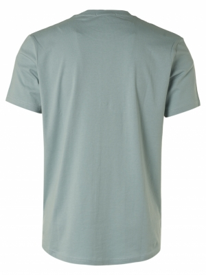 T-Shirt Crewneck Solid Basic logo