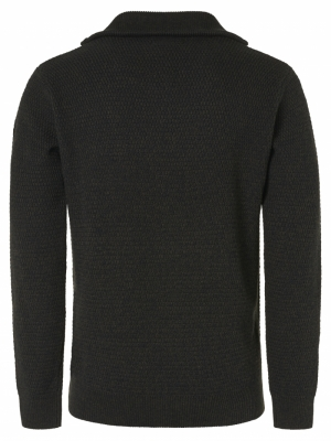 Pullover Half Zipper 2 Coloure logo